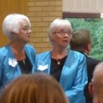 A Ann Adams & Cynthia Burrington