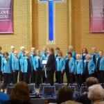 A Riviera singers choir Bethel