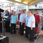 Riviera Singers in mid song again