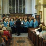 Riviera singers and Phoenix choir - 14apr18