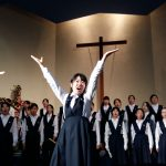japan choir - Japan choir - 29mar16